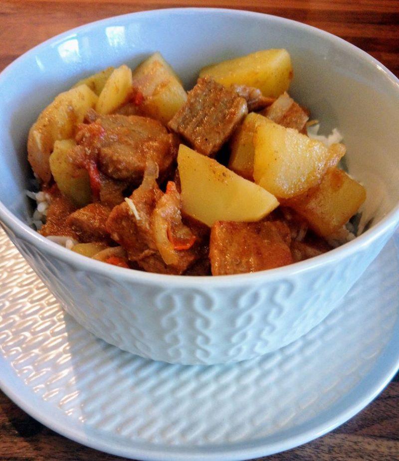 massalé pomme de terre