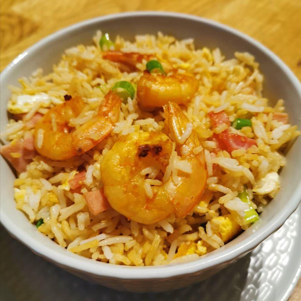 riz cantonnais réunionnais