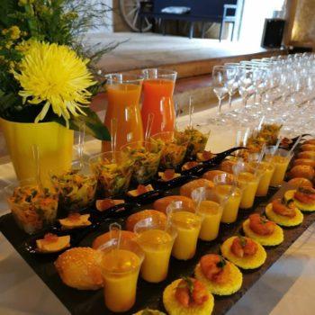 buffet vin d'honneur mariage Riom